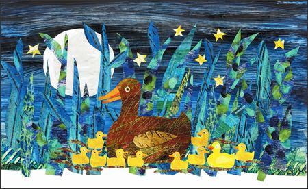Ten Little Rubber Ducks, Eric Carle od ABCbooks.sk