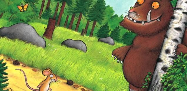 The Gruffalo, Julie Donaldson od ABCbooks.sk