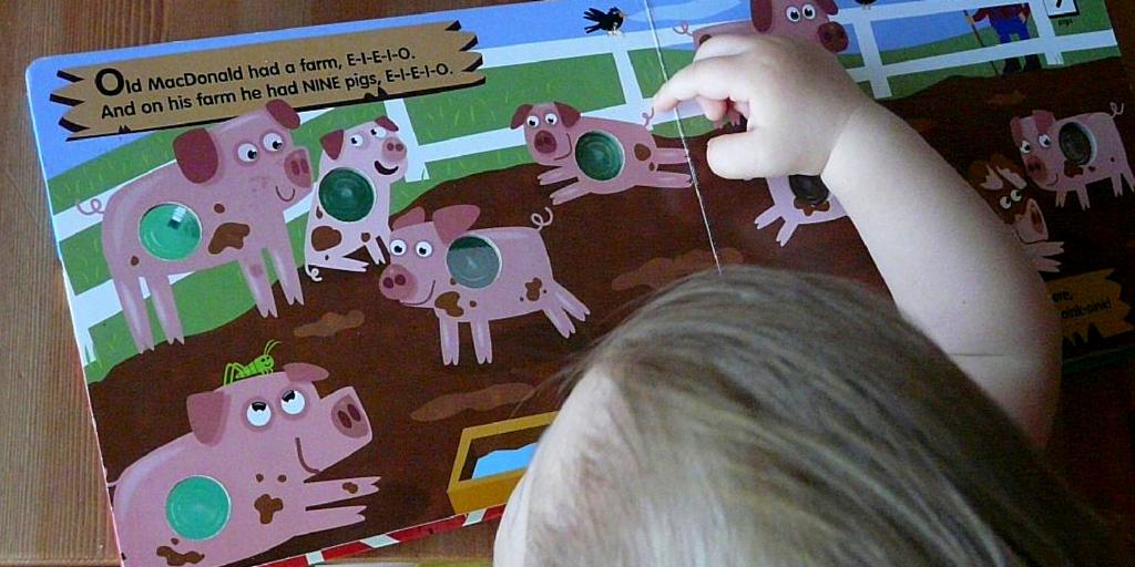 Ako si čítať s našimi deťmi - medzi prvým a druhým rokom (3.časť)