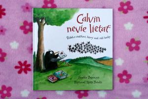Calvin nevie lietať