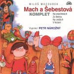 Mach a Šebestová - komplet (čeština)