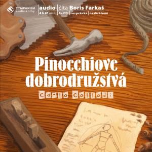 Pinocchiove dobrodružstvá (slovenčina)