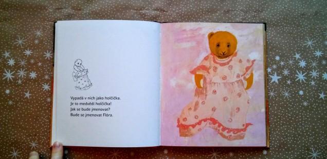 Daisy Mrázková: Můj medvěd Flóra