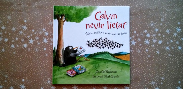 Jennifer Berne: Calvin nevie lietať