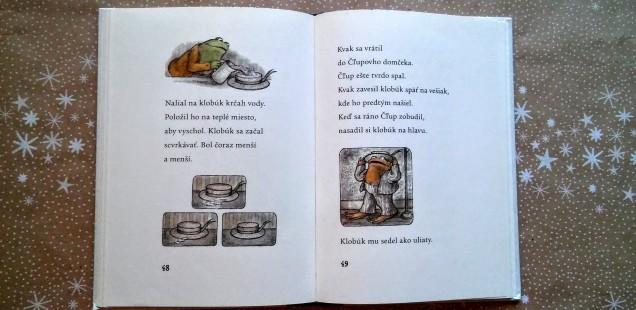 Arnold Lobel: Kvak a Čľup sú spolu