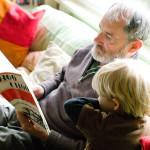 O čítaní, ihrisku, opekačke a sexi oteckoch