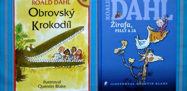 Roald Dahl Zirafa, Pelly a ja