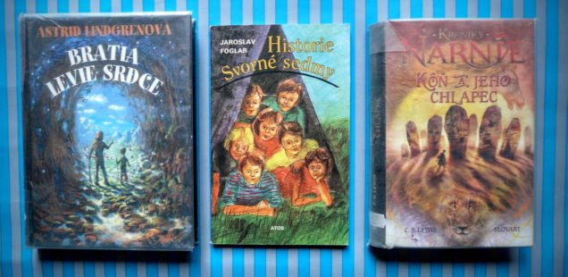Narnia, Lindgren, Foglar