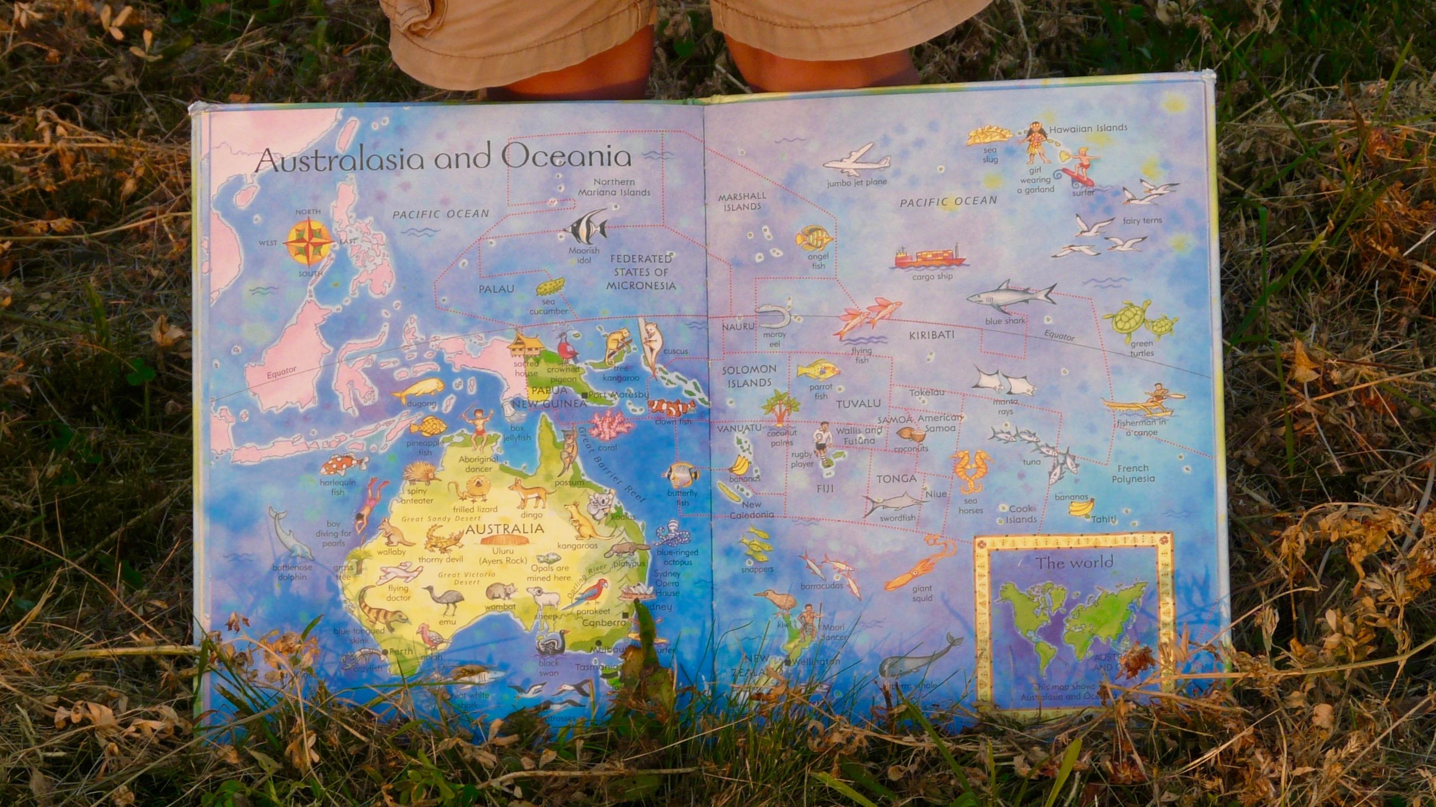 Usborne Picture Atlas