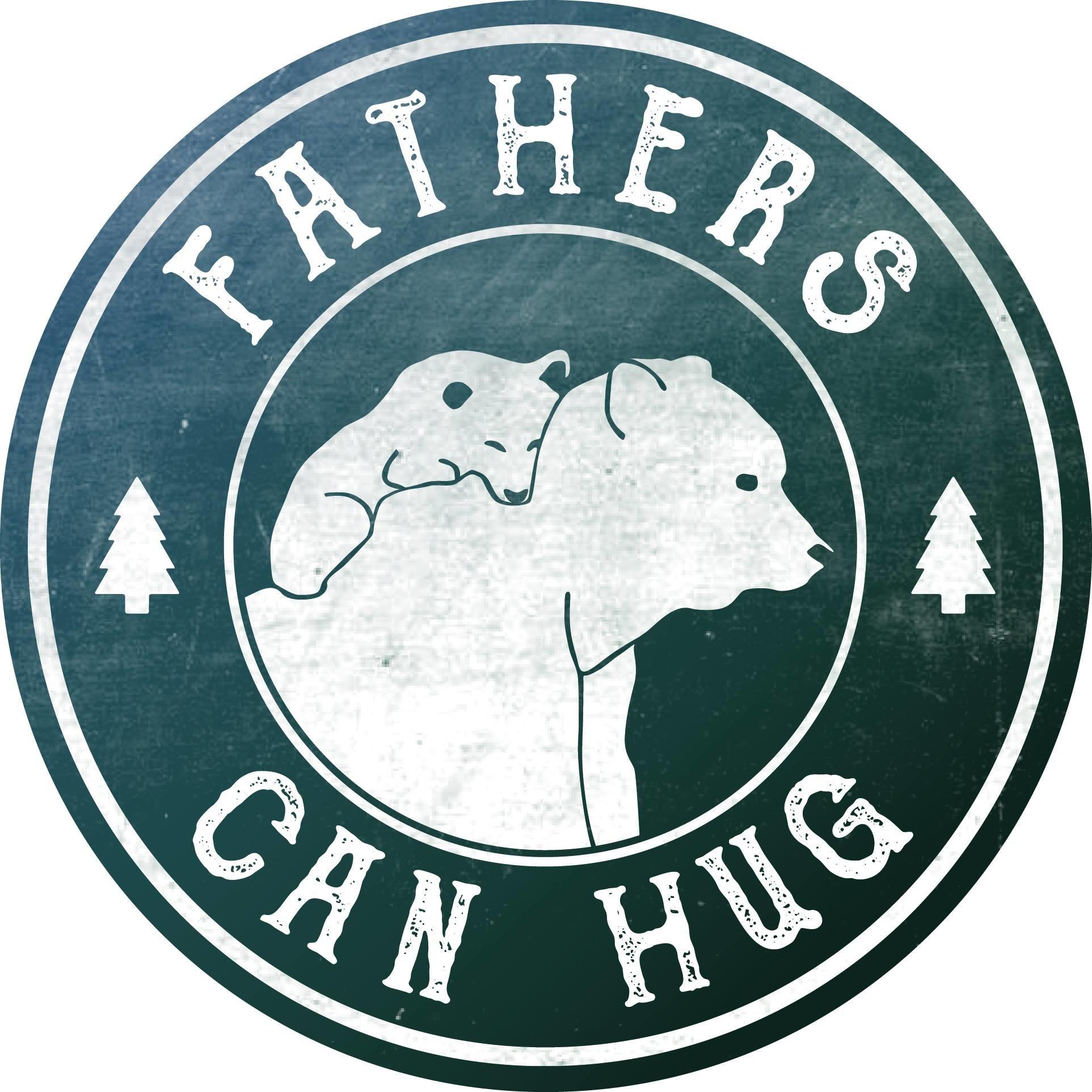 Fathers can hug
