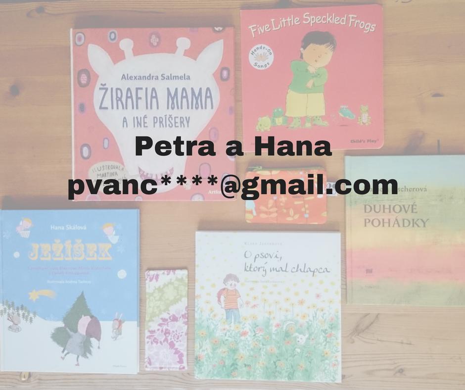 Petra a Hana